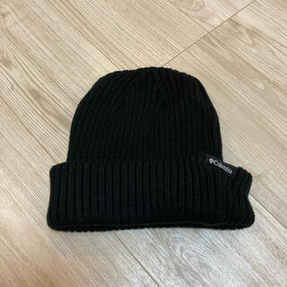 Columbia - Columbia コロンビア ニット帽 ブラック