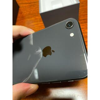 iPhone - 【極美品】iPhone 8 Space Gray 64 GB SIMフリー