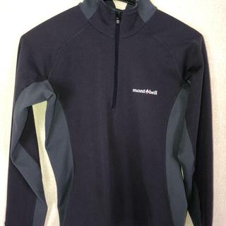 mont bell - モンベル  レディース  ジップアップシャツ S