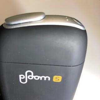 プルームテック(PloomTECH)のPloomS プルームエス ブラック(タバコグッズ)