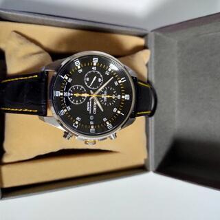 SEIKO - セイコー クロノグラフ デイト 腕時計 SNDC89PD