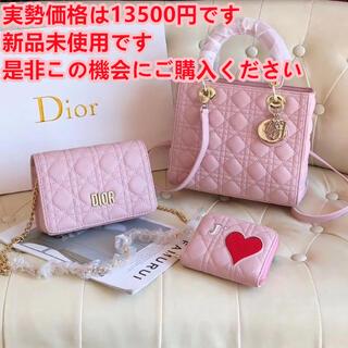 Dior - ☆美品☆DIOR ディオールハンドバッグ3点セット💦