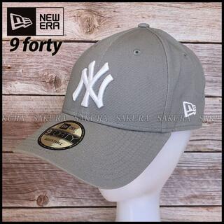 NEW ERA - 【ユニセックス】ニューエラ forty キャップ 帽子(30870)