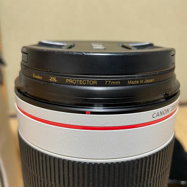 Canon(キヤノン)のEF70-200mm f/2.8L IS 3 USM  スマホ/家電/カメラのカメラ(レンズ(ズーム))の商品写真