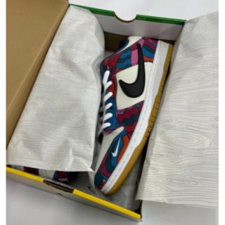 Parra × Nike SB Dunk Low Pro 28.5CM(スニーカー)