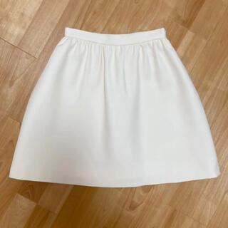 クリスチャンディオール(Christian Dior)のディオール  フレアスカート  Dior   ミニスカート(ひざ丈スカート)