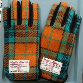 シマムラ(しまむら)のハリスツイード❤手袋(手袋)