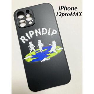 iPhone12proMAXケース RIPNDIP リップンディップ 地球