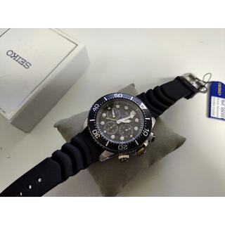 SEIKO - セイコー SEIKO ソーラー クロノグラフ ダイバーズ 腕時計 SSC021P