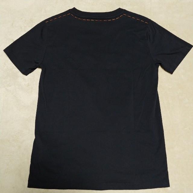 COACH(コーチ)の★美品★COACH コーチ レキシーアンドキャリッジTシャツ ブラック Sサイズ レディースのトップス(Tシャツ(半袖/袖なし))の商品写真