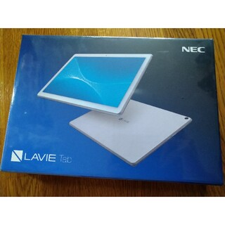 エヌイーシー(NEC)のNEC PC-TE710KAW ホワイト LAVIE Tab E 10.1型(タブレット)