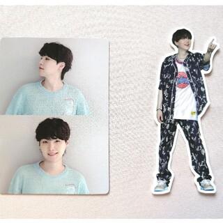 BTS MERCH BOX3トレカ & ステッカー ユンギ