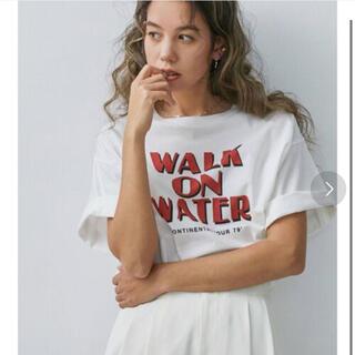 アングリッド(Ungrid)のツアーロゴルーズTee(Tシャツ(半袖/袖なし))