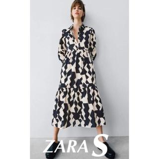ZARA - 秋冬完売*ZARA*ワンピース