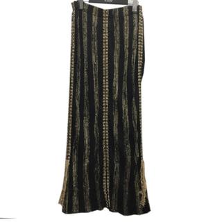 マディソンブルー(MADISONBLUE)のFUMIKA UCHIDA ニット スカート 美品(ロングスカート)