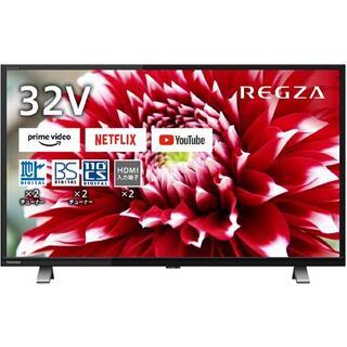 東芝 - 新品 東芝 32V型ハイビジョン液晶テレビ REGZA 32V34