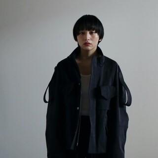 コモリ(COMOLI)のSOUMO field jacket m-65(ミリタリージャケット)