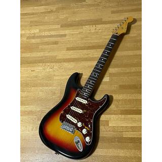 Fender - 初期 SQUIER スクワイヤ Classic Vibe 60s 柾目ネック