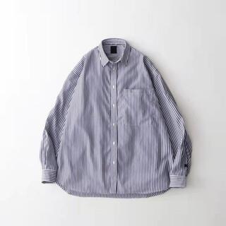 DAIWA PIER39 Tech Work Shirts STRIPE