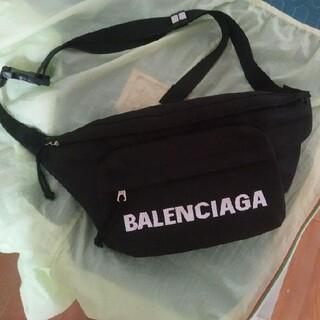 Balenciaga - Balenciaga  ショルダーバッグ    ウエスト·バッグ