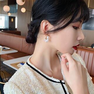 ピアス パール 海外 送料無料 韓国 ファッション オシャレ 上品 おしゃれ