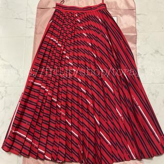 miumiu - miumiu♡プリーツ ロングスカート