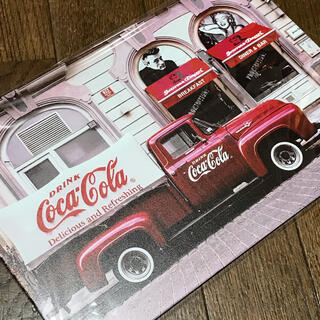 コカ・コーラ - コカコーラ デリバリー ブリキ看板