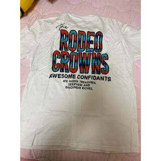 ロデオクラウンズワイドボウル(RODEO CROWNS WIDE BOWL)のロデオクラウンズ(Tシャツ/カットソー(半袖/袖なし))