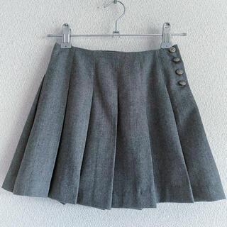 POLO RALPH LAUREN - 美品 RALPH LAUREN♡プリーツスカート フォ-マル グレー♡120