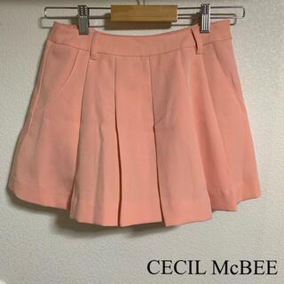セシルマクビー(CECIL McBEE)のスカート風ショートパンツ/CECIL McBEE(ショートパンツ)