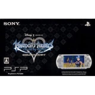 PlayStation Portable - 新品 キングダムハーツ バースバイスリープ 同梱版