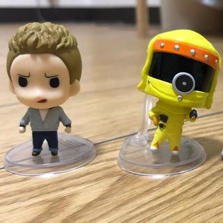 バンダイ(BANDAI)のバンダイガチャ バック・トゥ・ザ・フューチャーカプセルフィギュアコレクション2種(SF/ファンタジー/ホラー)