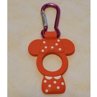 Disney - ミニーマウス ペットボトルホルダー フック