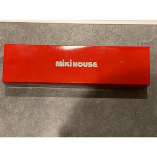 ミキハウス(mikihouse)のMIKIHOUSE ガラス製 コップセット(その他)