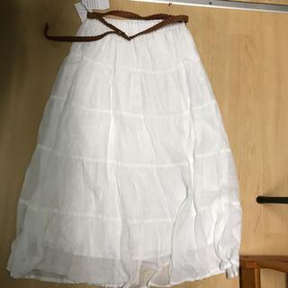 セシルマクビー(CECIL McBEE)のスカート (ロングスカート)