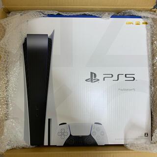 PlayStation - PlayStation5 ディスクドライブ搭載型モデル 新品未開封