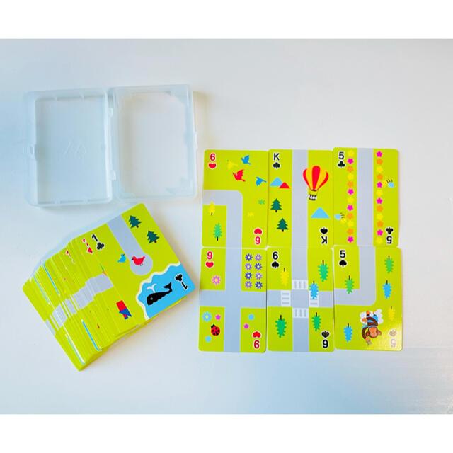 モスバーガー(モスバーガー)のトランプ モスバーガー エンタメ/ホビーのテーブルゲーム/ホビー(トランプ/UNO)の商品写真