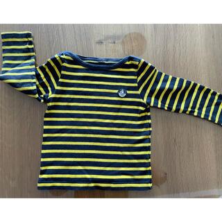 PETIT BATEAU - プチバトー長袖Tシャツ 95-100