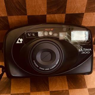 京セラ - kyocera  ultima 300 AF フィルムカメラ 完動品!