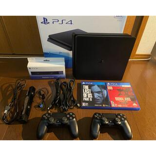 PlayStation4 - SONY PlayStation4 本体 CUH-2000AB01 + 色々