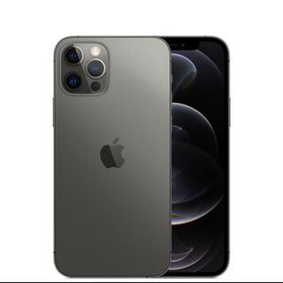 Apple - iPhone12 pro 本体グラファイト 128GB simフリー