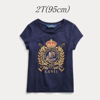 ポロラルフローレン(POLO RALPH LAUREN)のRalph Lauren ☆SALE☆ ホース クレスト Tシャツ 2T(Tシャツ/カットソー)