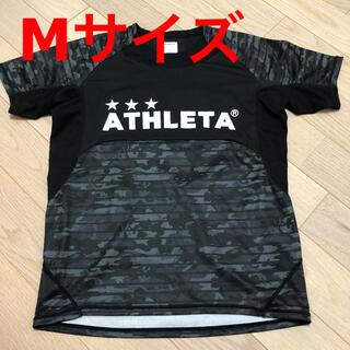 ATHLETA - ATHLETA アスレタ プラシャツ Mサイズ