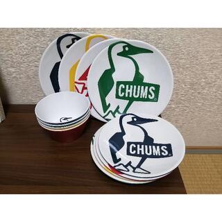 CHUMS - チャムス メラミンディッシュセット ブービー
