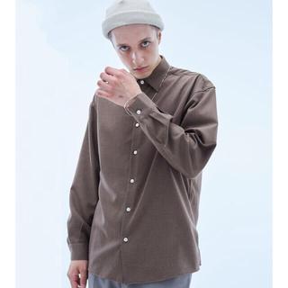 STUDIOUS - UNITED TOKYO ボイルロングスリーブシャツ 今年度新色!