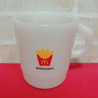 マクドナルド(マクドナルド)のマクドナルド♡ポテト柄♡プラカップ (ノベルティグッズ)