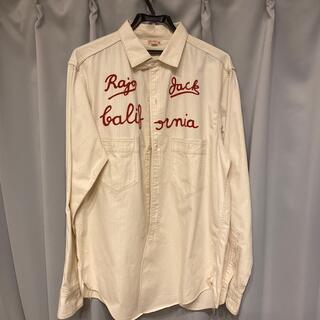 フリーホイーラーズ(FREEWHEELERS)のフリーホイーラーズ 刺繍カスタムシャツ(シャツ)
