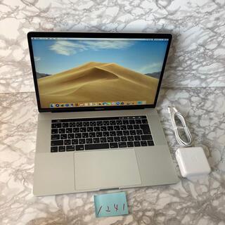 Mac (Apple) - 格安良品!MacBook pro 15インチ 2018