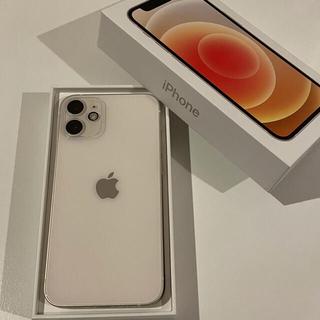 Apple - iPhone12mini 128GB ホワイト SIMフリー