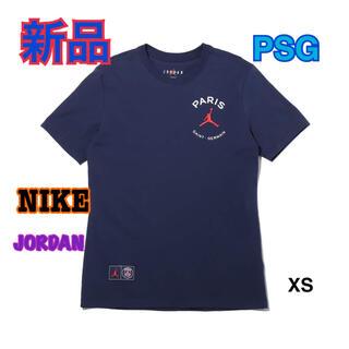 NIKE - ⭐️新品未使用⭐ パリ サンジェルマン ロゴ Tシャツ NIKE